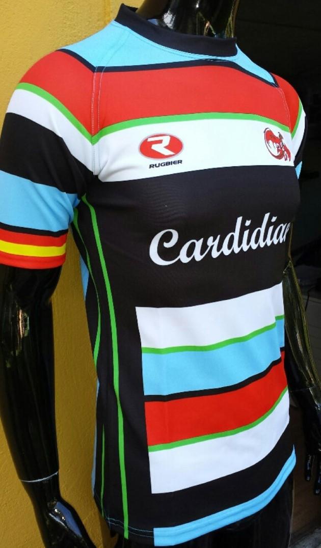 97091c420 Camiseta Rugby - El Salvador Seven