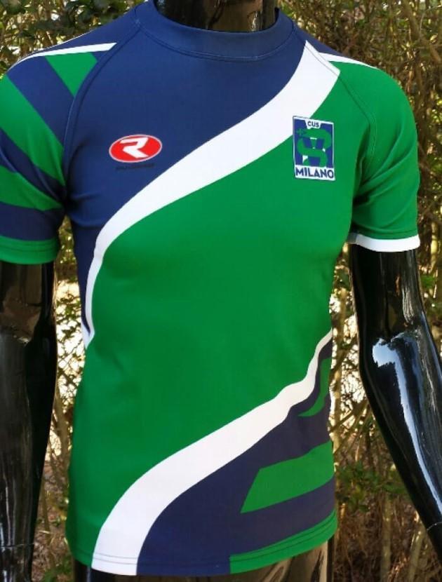 f98ef9974 Camiseta Rugby - Univ. Milan