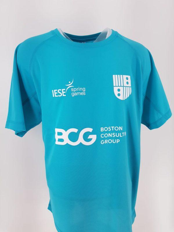 IESE-camiseta