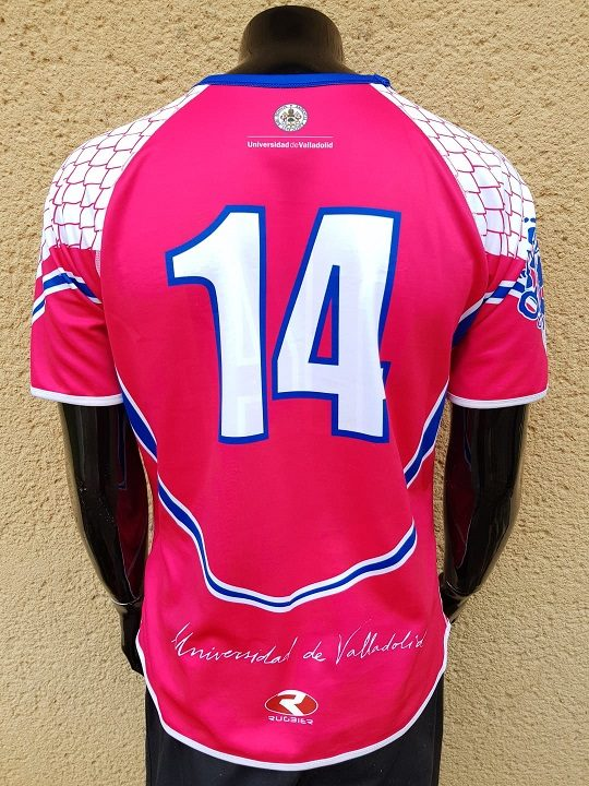 CAMISETA RUGBY REVERSIBLE - UNIVERSIDAD VALLADOLID