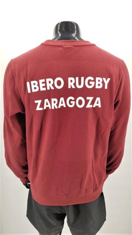 IBERO RUGBY ZARAGOZA - sudadera