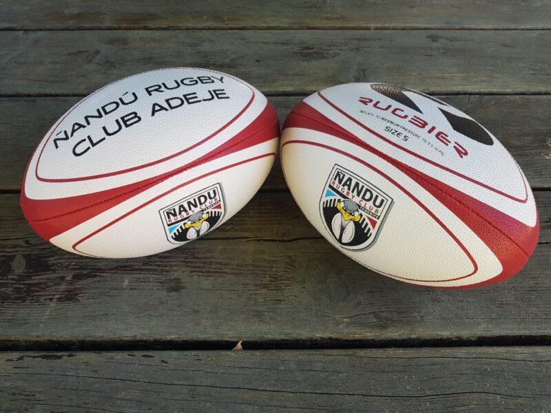 ÑANDU-balones rugby
