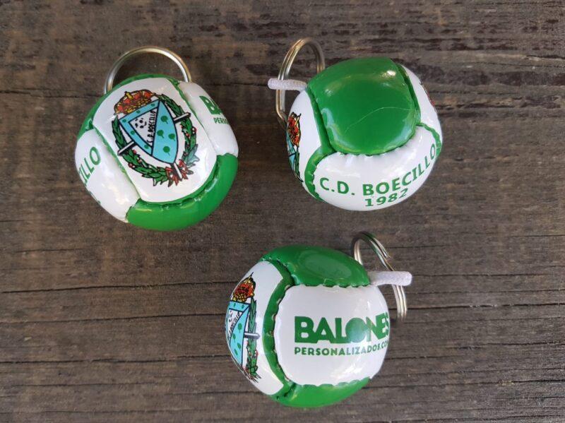 BOECILLO-llavero-futbol
