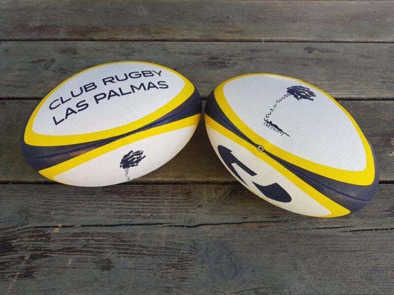 LAS PALMAS-balones rugby