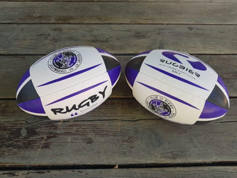 UNIVERSIDAD LA LAGUNA-balones rugby