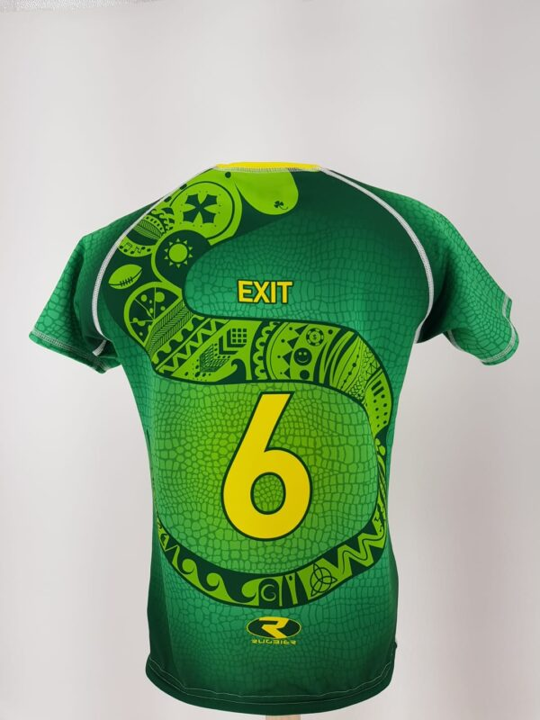 Camiseta Rugby - OSSOS INEF BARCELONA
