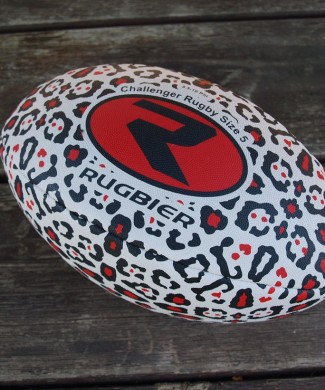 balon rugby panther red-talla 5-2