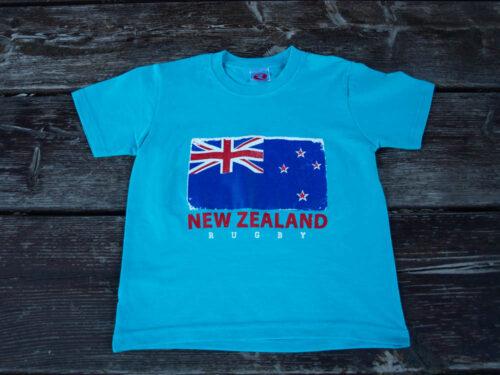 niño-camiseta-NZ-verde
