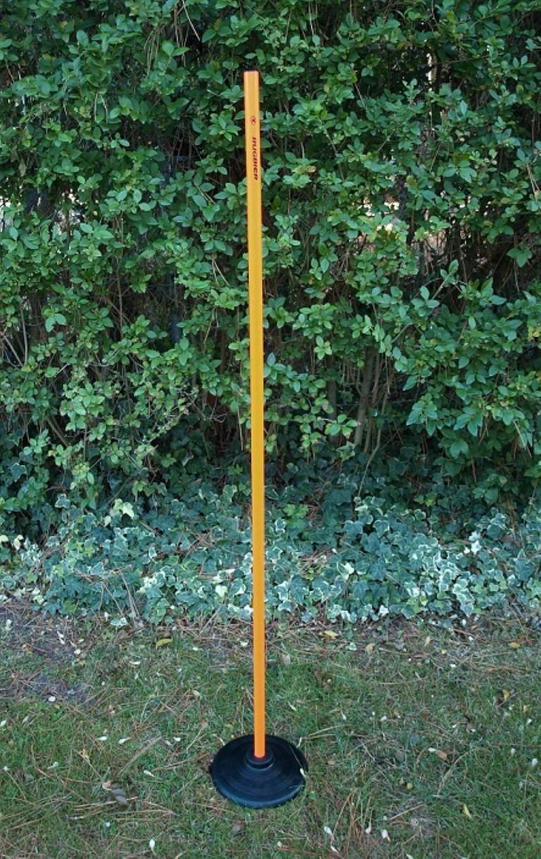 palo con base de goma-2
