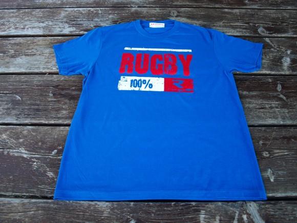 camiseta - royal